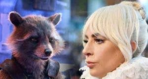 Guardianes de la Galaxia Vol 3: Lady Gaga podría ser la novia de Rocket