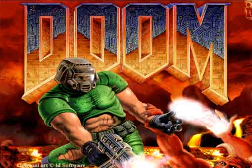 Harán una serie de los creadores del mítico videojuego Doom