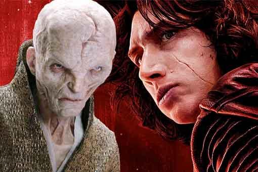 Star Wars: Revelan como Snoke corrompió a Kylo Ren