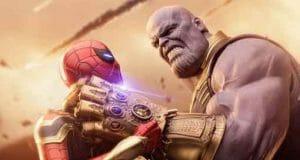 Thanos es el responsable de los villanos de Spider-Man: Lejos de casa