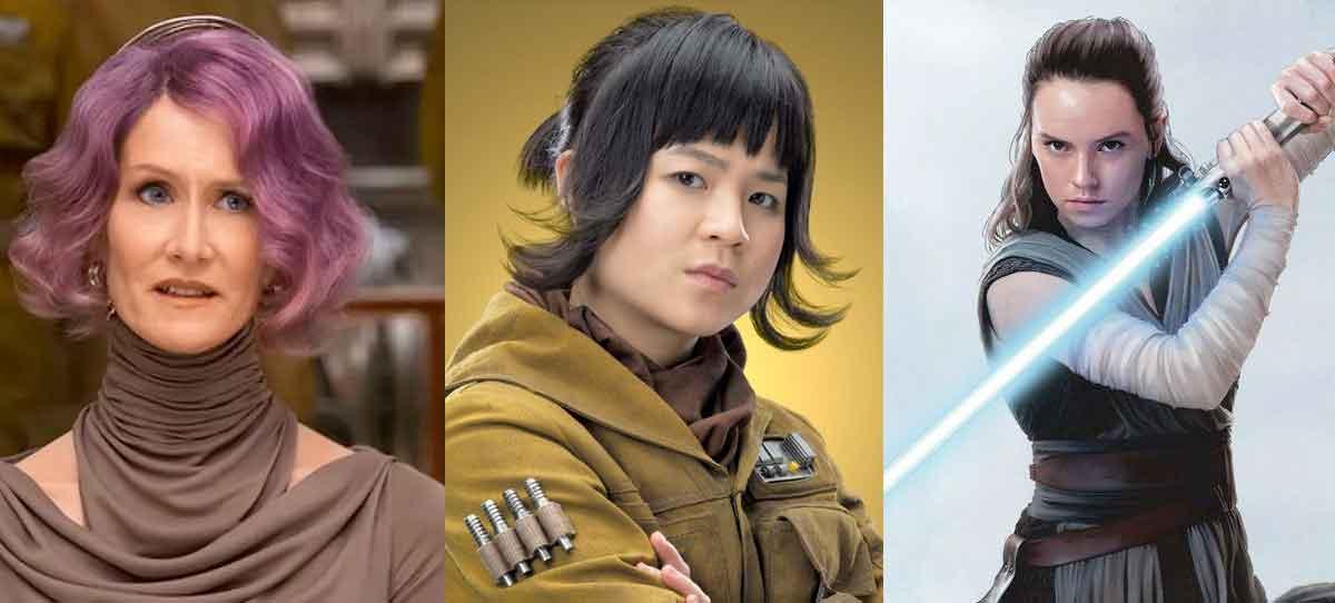 Star Wars: Los últimos Jedi no gustó por el sexismo, según la ciencia