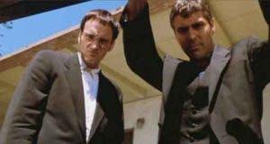La escena del maletero de Tarantino, todo un clásico en sus películas
