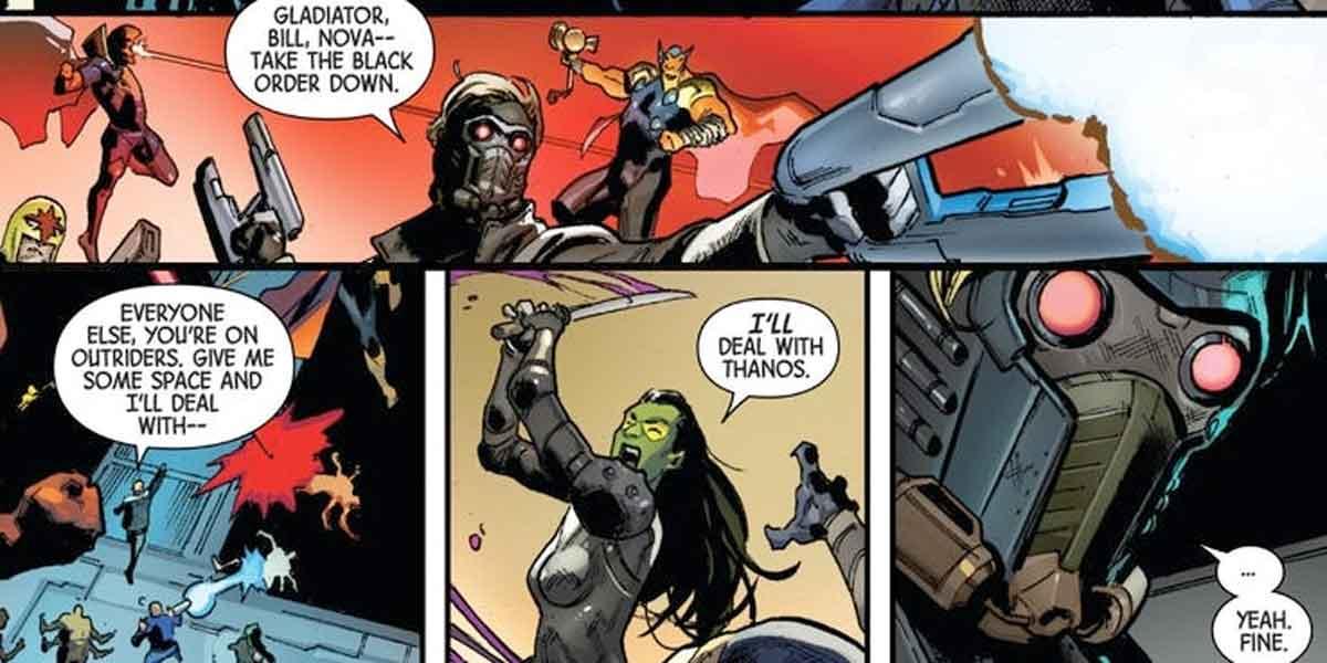 Thanos era más fácil de matar de lo que aparentaba
