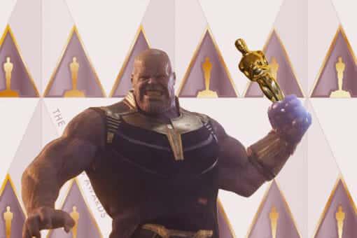 Vengadores: Endgame no gusta a Miembros de la Academia de los Oscars