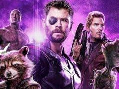 Guardianes de la galaxia en Thor: Love and thunder