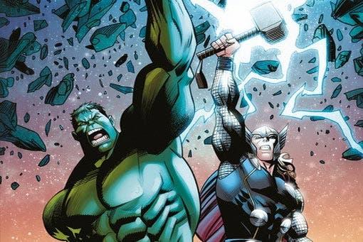 Thor vs Hulk: Campeones del universo (Marvel - Panini Cómics)