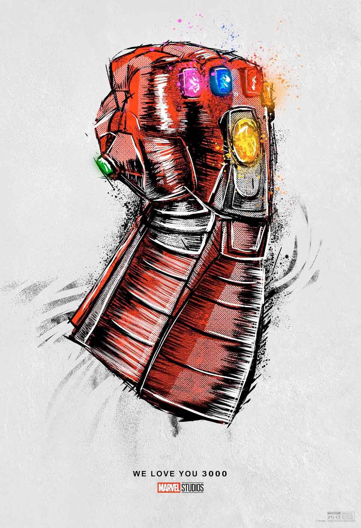 Filtran lo que han añadido en Vengadores: Endgame para su reestreno