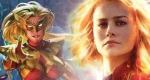 Capitana Marvel 2 si que tendrá un villano a la altura