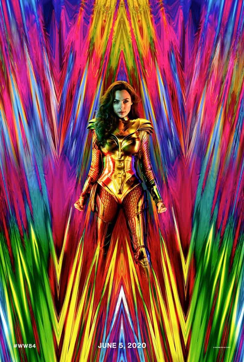 Wonder Woman 1984: Filtran la trama y descripción de los personajes