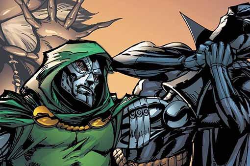 Marvel Black Panther / Dr. Doom