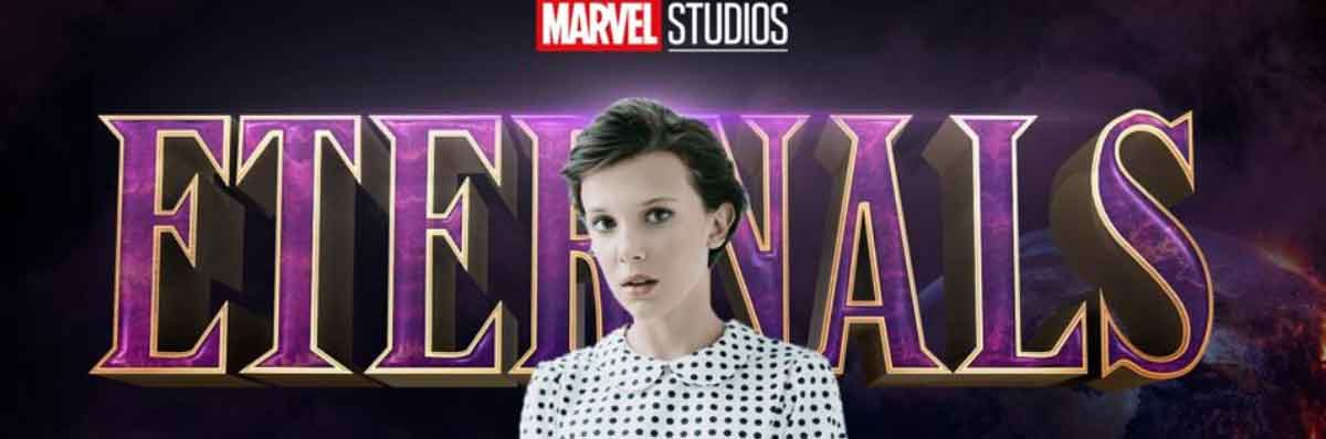Millie Bobby Brown (Stranger Things) ficha para una película de Marvel