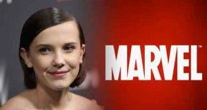 Millie Bobby Brown (Stranger Things) ficha para una película de Marvel