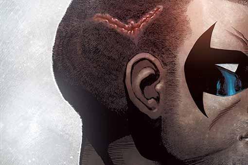 Nightwing Primera Temporada: Los terrores del caballero nocturno