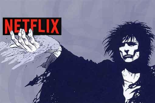 Netflix hará una serie de los cómics de Sandman