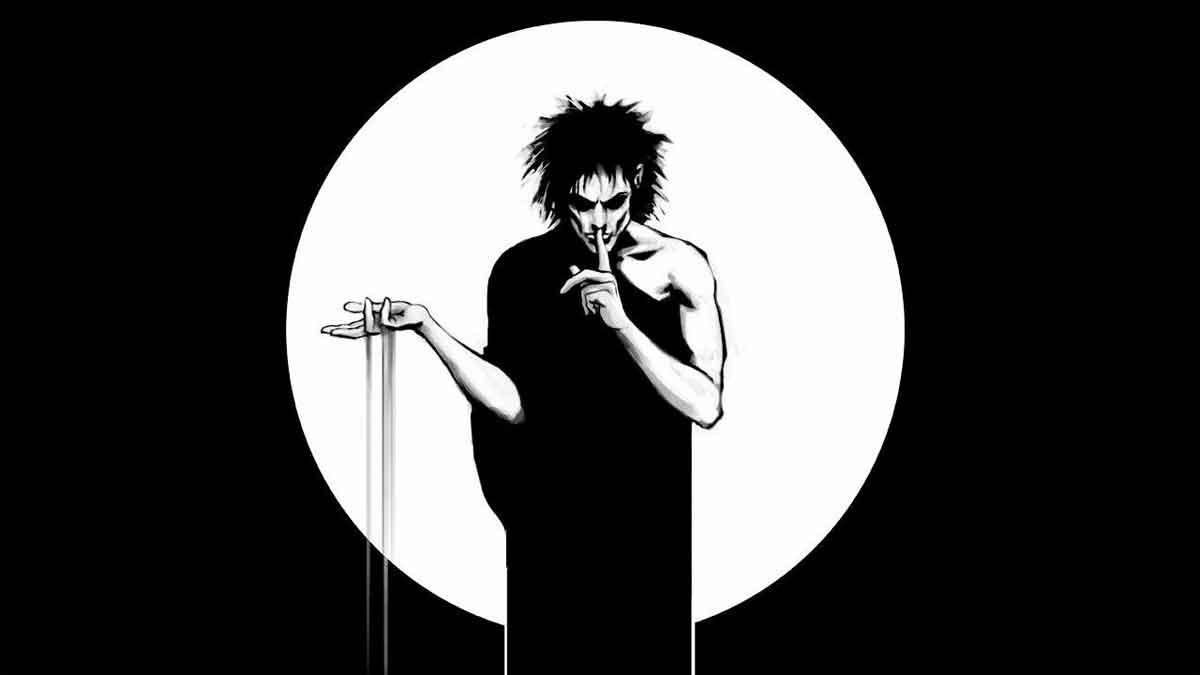 Sandman de Neil Gaiman tendrá una serie de acción real en Netflix