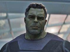 Marvel Vengadores: endgame hulk