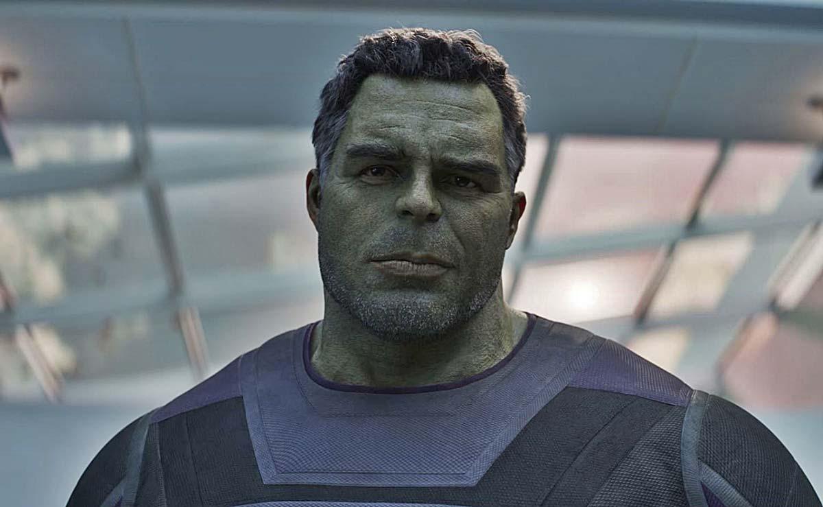 Vengadores: endgame hulk