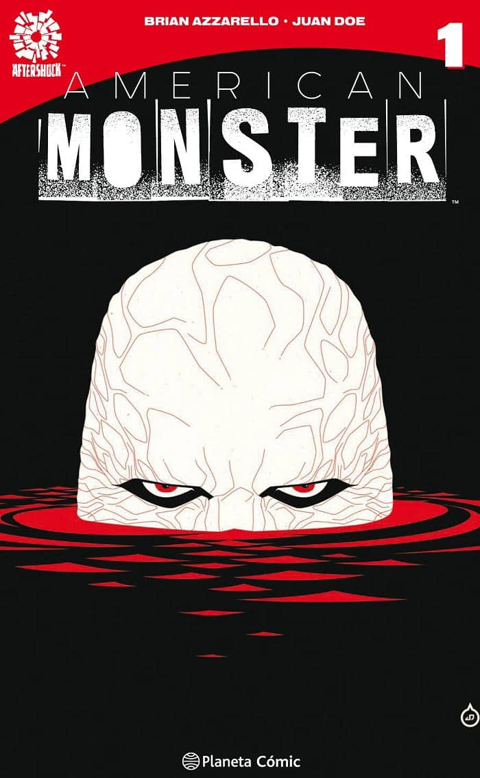 American Monster 1 (Planeta Cómic)