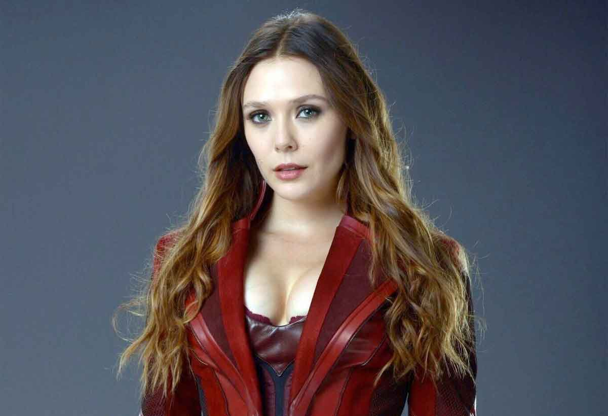 Elizabeth Olsen revela lo difícil de estar en las películas de Marvel