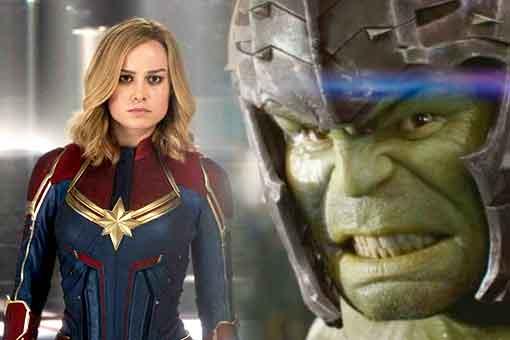 Capitana Marvel iba a tener esta loca escena post-créditos