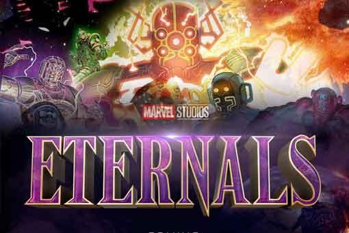Primera imagen de los Celestiales de Marvel en la película de Los Eternos