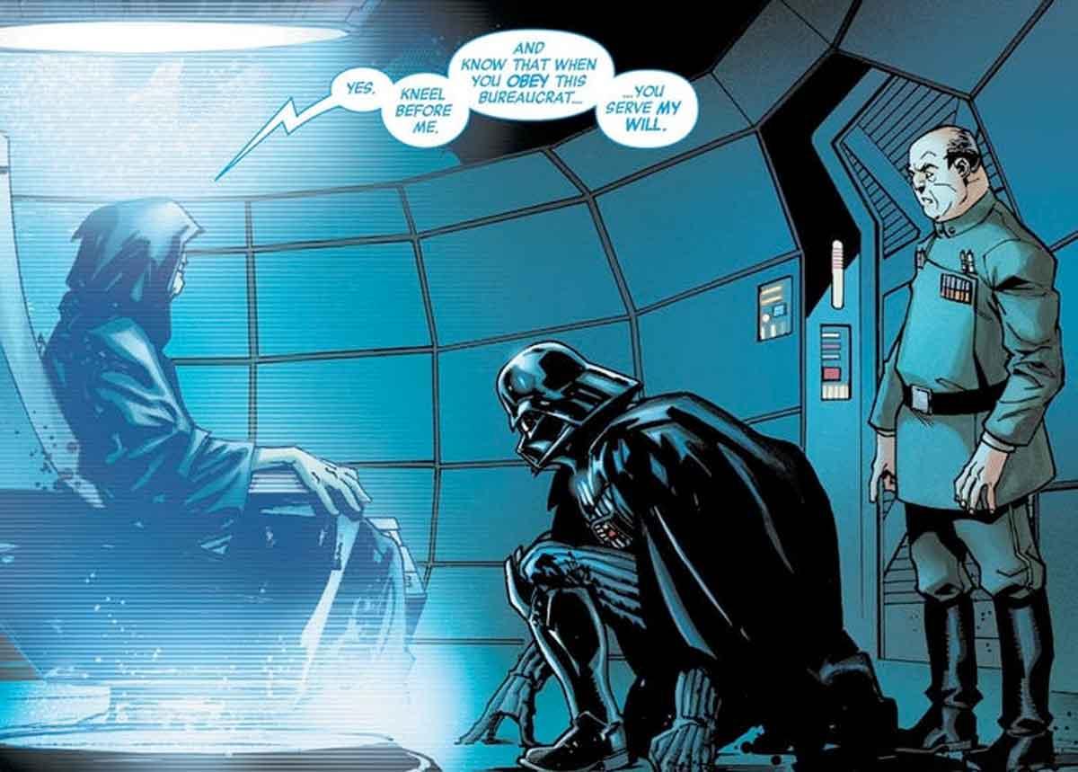 Star Wars: La mayor prueba a la que se enfrentó Darth Vader