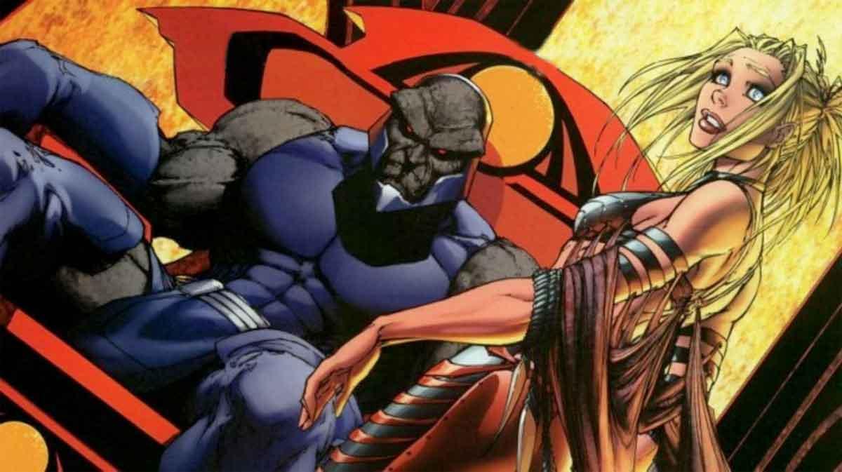 Darkseid confirmado para la película Nuevos Dioses de DC Comics