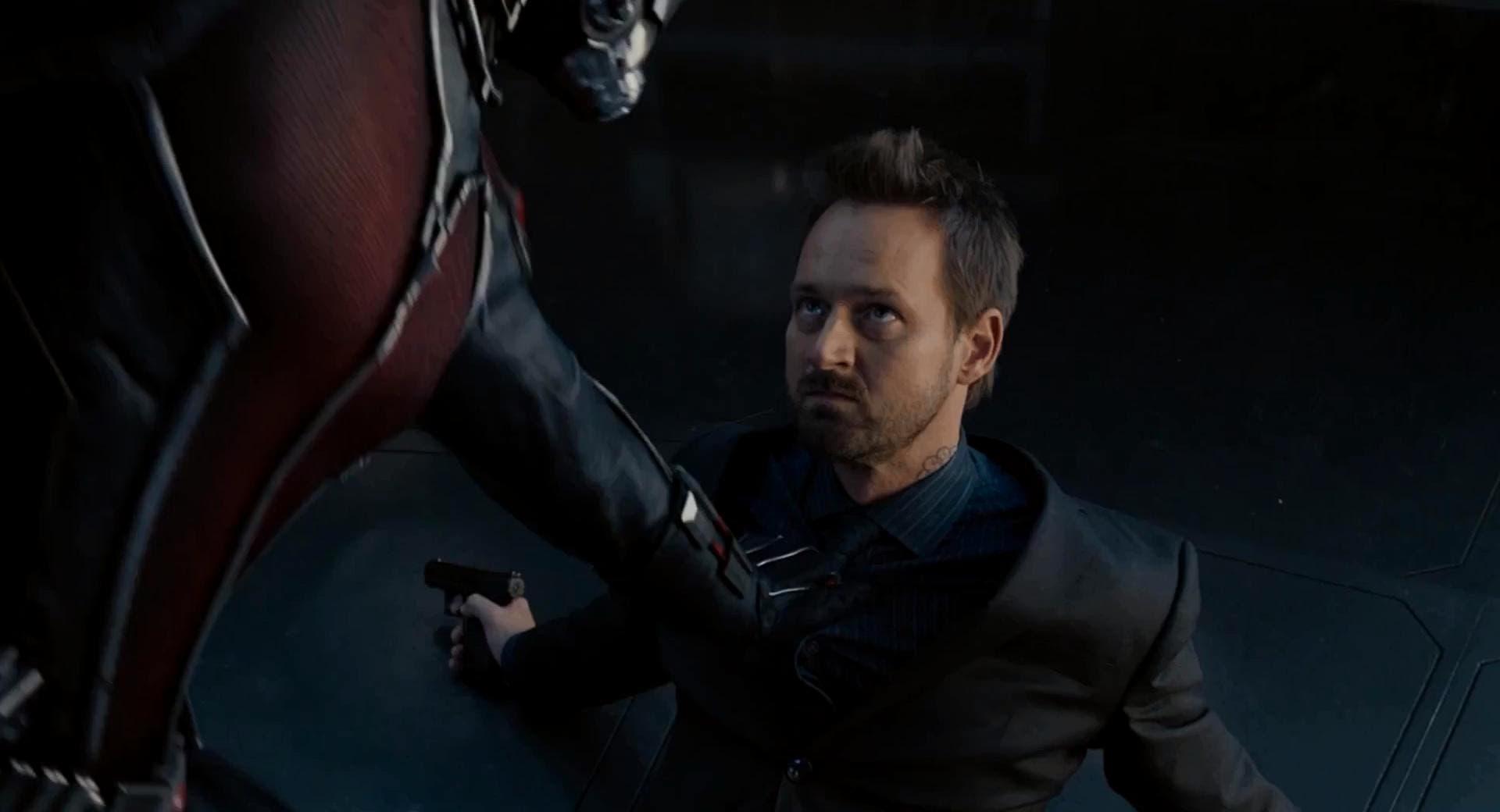 los diez anillos en Marvel Ant-man