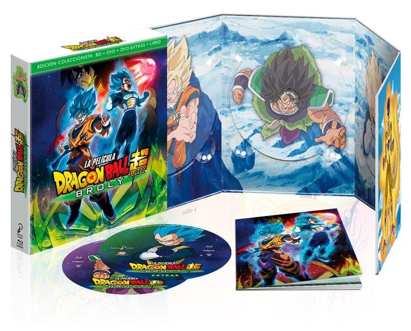 Dragon Ball Super Broly: Análisis del Blu-ray Edición Coleccionista