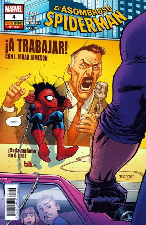 El Asombroso Spiderman 4 (Marvel - Panini Cómics)