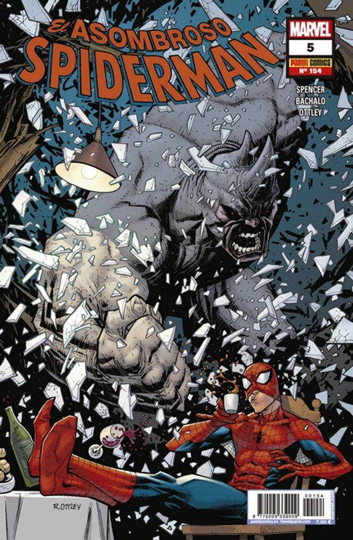 El Asombroso Spiderman 5 (Marvel - Panini Cómics)