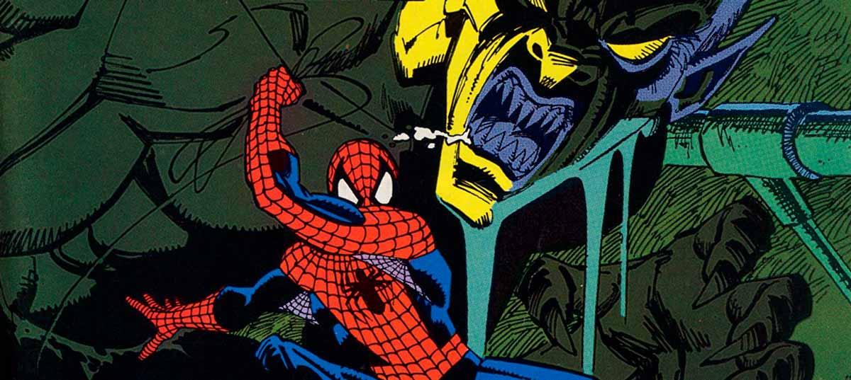 El Espectacular Spider-Man. El niño que llevas dentro