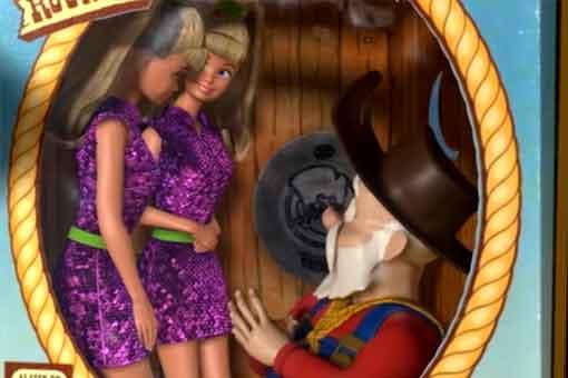 Disney elimina una escena muy sexista de Toy Story 2