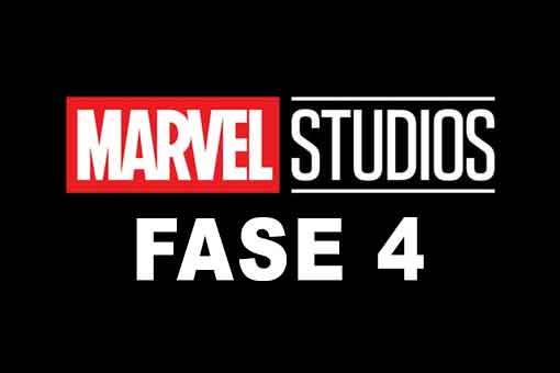 fase 4 estrenos marvel