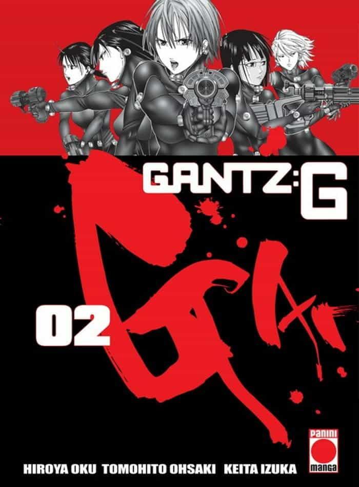 Gantz: G 02 (Panini Cómics)