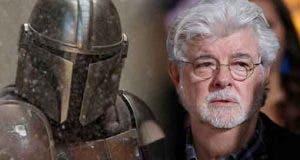 George Lucas considera El Mandaloriano una serie para niños