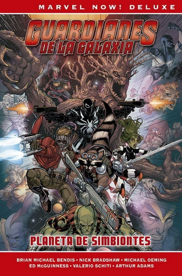 Guardianes de la Galaxia: Planeta de simbiontes (Panini Cómics - Marvel)