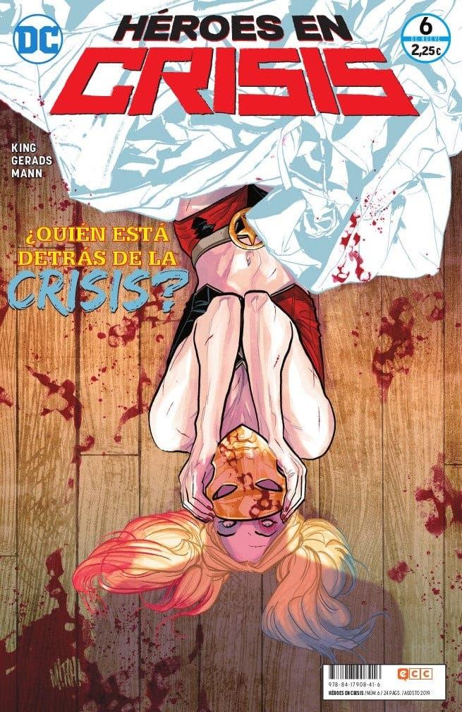 héroes en crisis 6