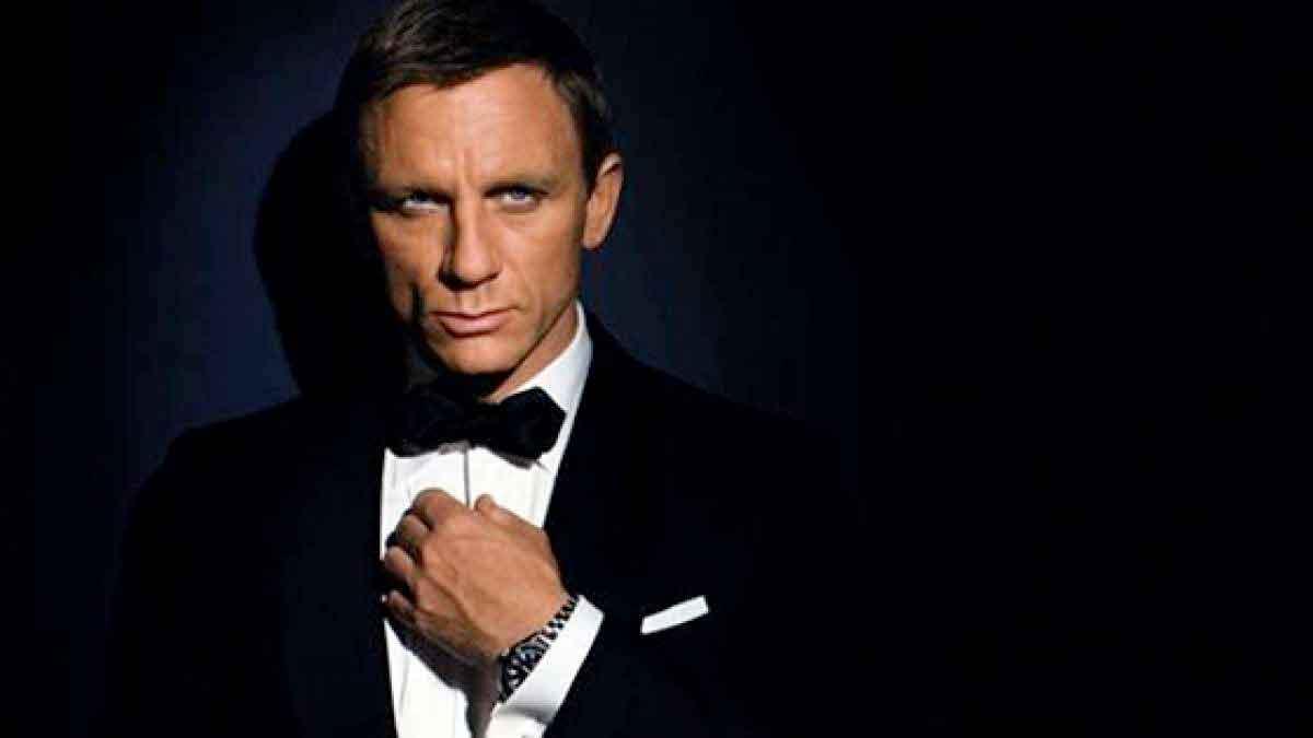 James Bond 25 Primera imagen oficial de Daniel Craig