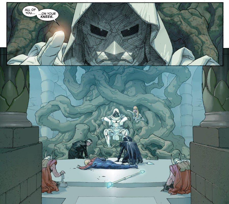 Marvel Doom Secret Wars