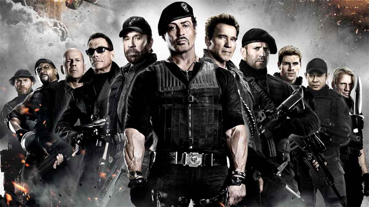 Sylvester Stallone ya está preparando Los Mercenarios 4