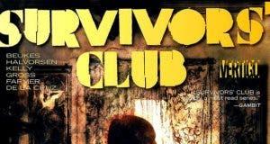 ecc ediciones El club de los supervivientes