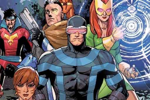 Cíclope será el personaje más importante del reinicio de los X-Men