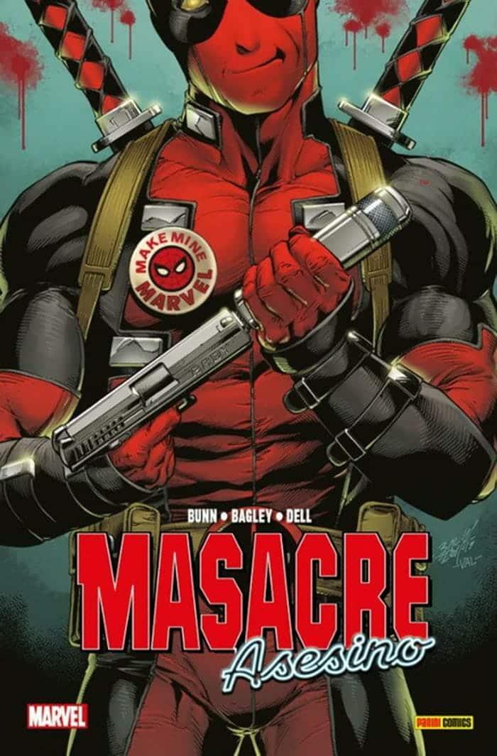 Masacre: Asesino (Marvel - Panini Cómics)