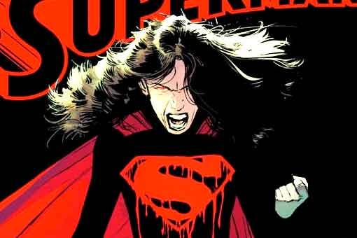 La muerte de Superman se está convirtiendo en una historia muy oscura