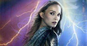 Espectacular Fan Art de Natalie Portman como Thor