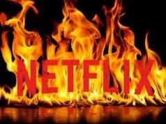 Netflix pierde 17 billones de dólares en un solo día