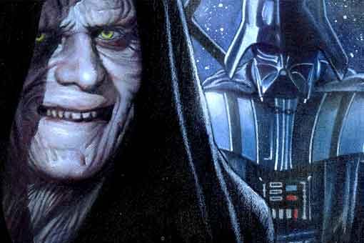 Star Wars: El Emperador no pudo doblegar el espíritu de Darth Vader