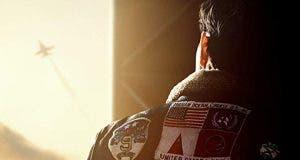 poster Top Gun: Maverick con Tom Cruise de protagonista