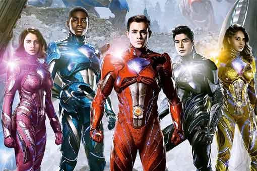 Power Rangers tendrá una nueva película pero con otros actores